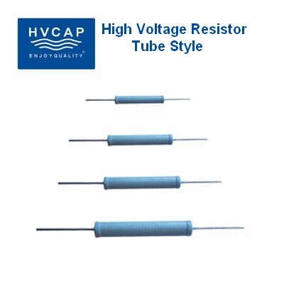 BSP/BOP Series Thick Film Tube Resistors, High Voltage