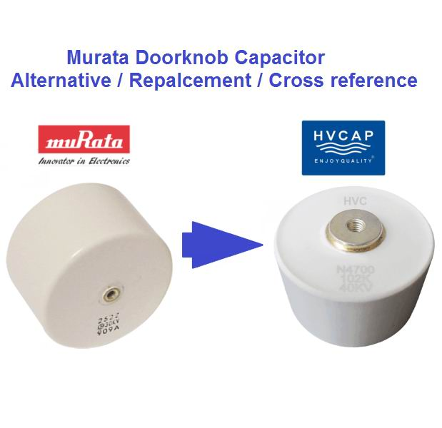 Products / HV Ceramic Capacitor Doorknob Type Detail