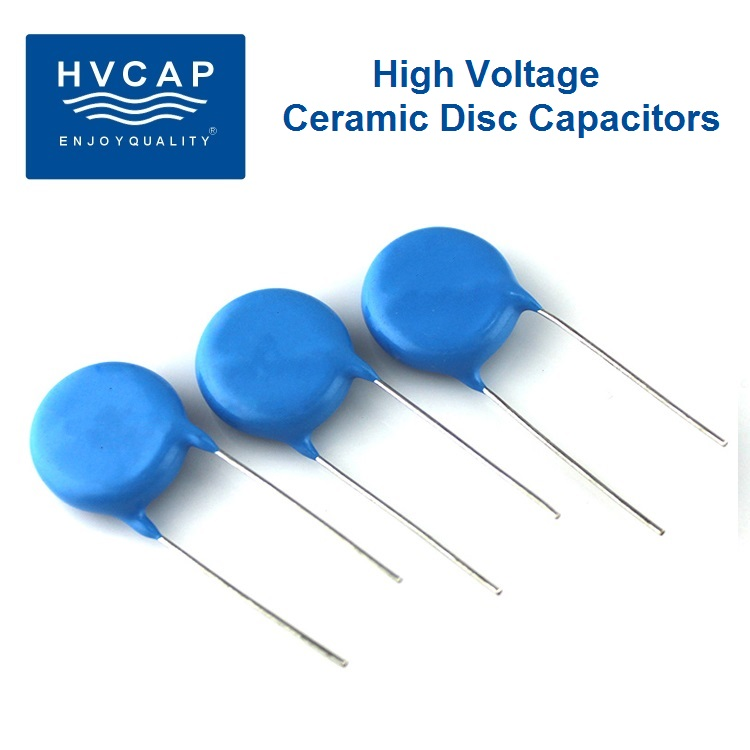High Voltage Ceramic Disc Capacitors 20KV 4700pf Y5U