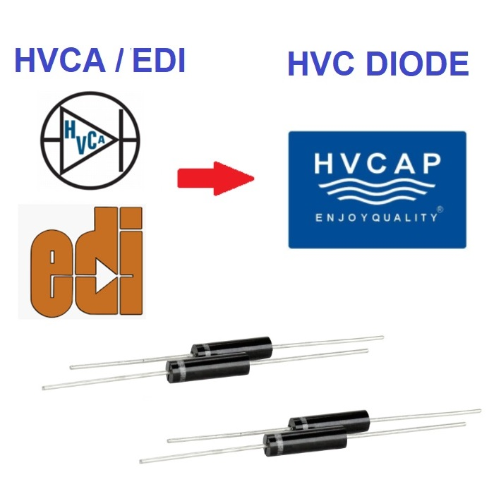2CL2FM 20KV 100mA 100ns High Voltage Diode, Alternative replacement of HVCA EDI diode of 2CL2FM