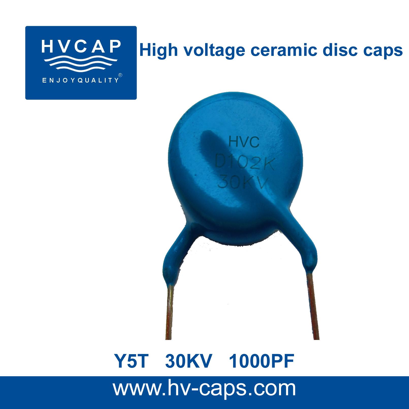 High Voltage Ceramic Capacitor 1kv 470pf High Voltage